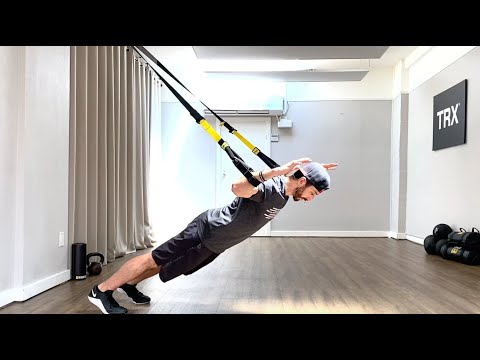 TRX Upper Body Strength