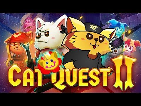 КЭТ КВЕСТ 2 ► Cat Quest 2 |1| Прохождение