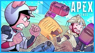 SEANANNERS is *BACK* in Apex Legends! (Apex Funny Moments & Fails)