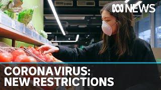 Coronavirus: New restrictions come into force tonight in Australia | ABC News
