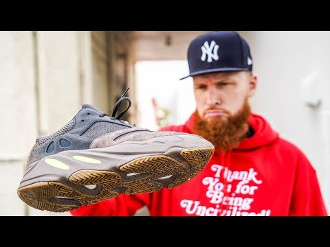 8977132c84371a Update  AFTER WEARING THE ADIDAS YEEZY 700 MAUVE FOR 1 MONTH! (Pros   Cons)