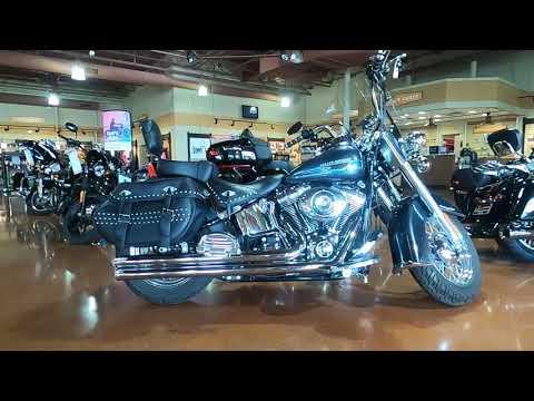 2015 Harley-Davidson Heritage Softail Classic FLSTC103