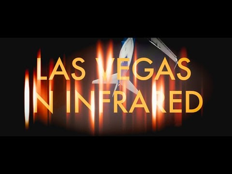 Exploring Las Vegas in Infrared