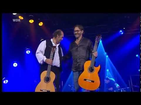 Paco de Lucía & Al Di Meola - Mediterranean Sundance