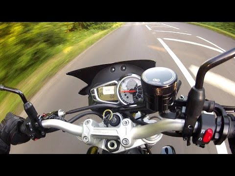 Quickshifter Demo and Review -Triumph Street Triple R