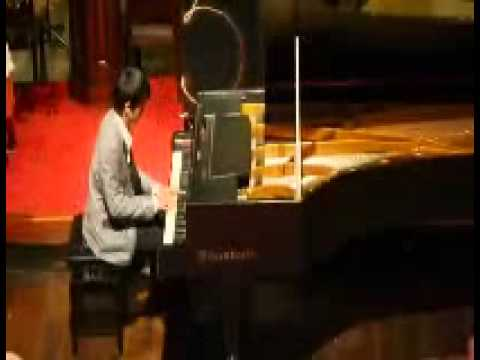Liszt - Paganini 'Theme and Variations' Etude No. 6 + SOLO!