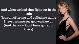 Taylor Swift - ME! [Lyrics] (feat. Brendon Urie)