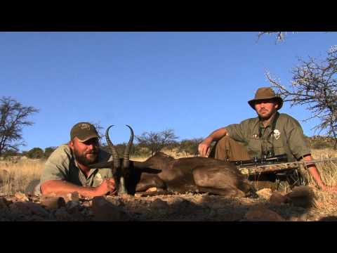 Kurt Pratka - Black Springbuck Hunt 2014