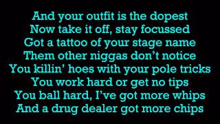 August Alsina ft. Roscoe Dash - Work Lyrics