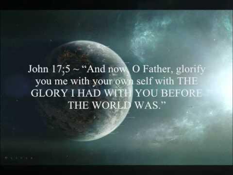 prueba juan 17 5 la trinidad el blog del apologista cristiano