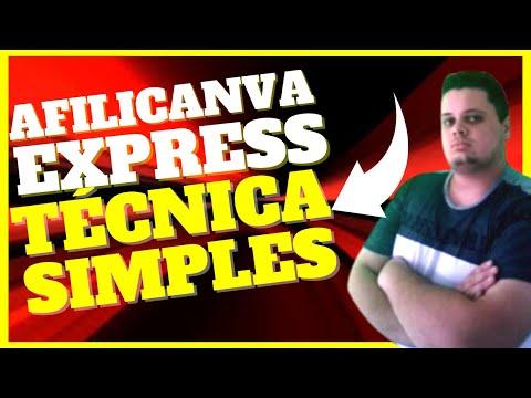 Afilicanva Express  -  Curso Afilicanva Express - Curso Afilicanva Express  Bom?