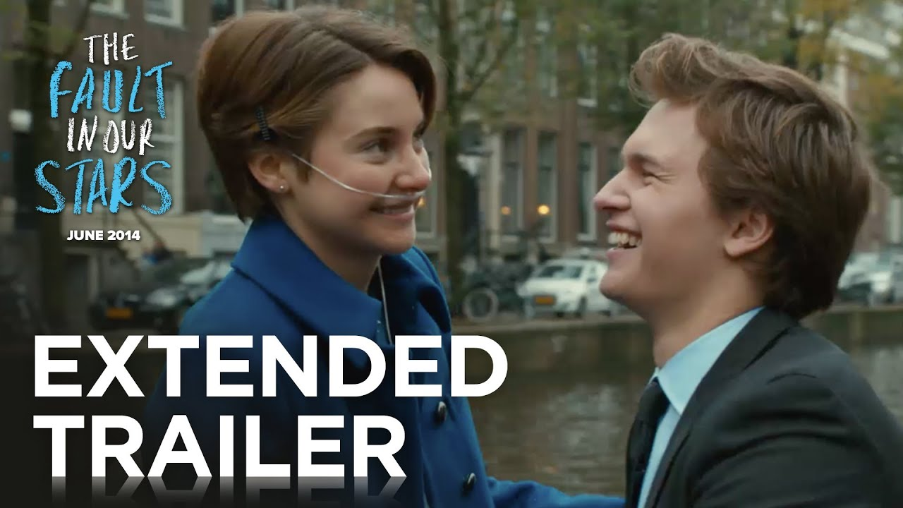 The Fault in Our Stars Extended Trailer