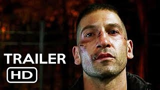 Marvel's The Punisher Official Trailer #1 (2017) Netflix TV Series HD