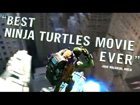 Teenage Mutant Ninja Turtles: Out of the Shadows (TV Spot 'Best Ninja Turtles Movie Ever')