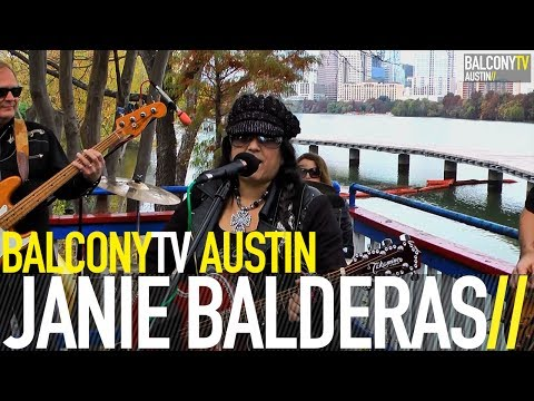 JANIE BALDERAS - SWEET MEMORIES