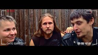 Video Dark Spark   - Rozhovor 2.9.2017 Vystřižené záběry