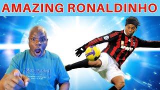 Ronaldinho Reaction | Football legend | Soccer Legend