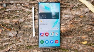 Смартфон Samsung Galaxy Note 10 SM-N970F 8/256GB Black (SM-N970FZKD) от компании Cthp - видео 3