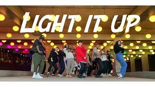 Light It Up   Marshmello (feat. Tyga & Chris Brown) Choreography By Ziro