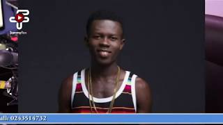 """Strongman Speaks After Beef: """"Medikal Not My Friend, I Will Reply If He Fires"""""""