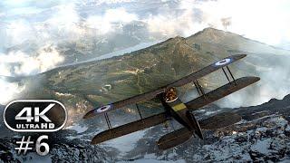 Battlefield 1 4K Gameplay Walkthrough Part 6 - BF1 Campaign 4K 60fps