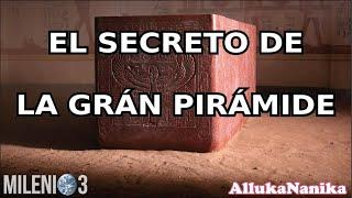 Milenio 3   El Secreto De La Gran Pirámide