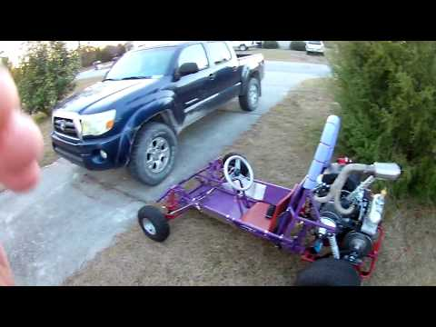 Modified 670cc Performance Testing - смотреть онлайн на Hah Life
