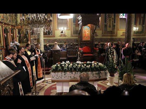 Κηδεύτηκε η Βικτόρια Μαρίνοβα