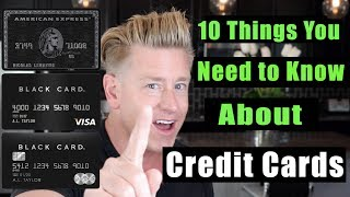 10 Things You Need to Know When Applying For a Credit Card