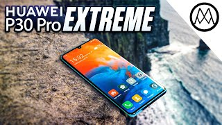 Huawei P30 Pro EXTREME Day in the Life