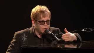 Elton John - Your Song (Million Dollar Piano)