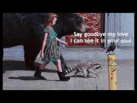 Red Hot Chili Peppers - Goodbye Angels [Lyrics]
