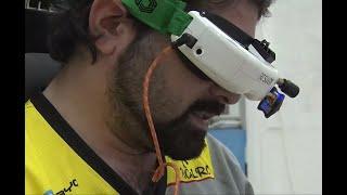 OPTIMUM-RACING INDOOR TRACK TRAINING FPV RACING