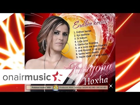 Antigona Hoxha - Une Kosoeve ti ngurbet