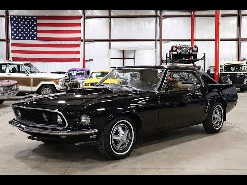 Video of 1969 Ford Mustang located in Michigan - PCW0
