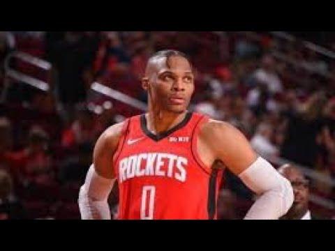 Russel Westbrook NBA Career in OKC Mix-Panini