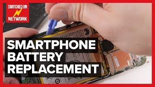 "How To Replace A ""Non-Removable"" Smartphone Battery (Huawei Google Nexus 6P)"