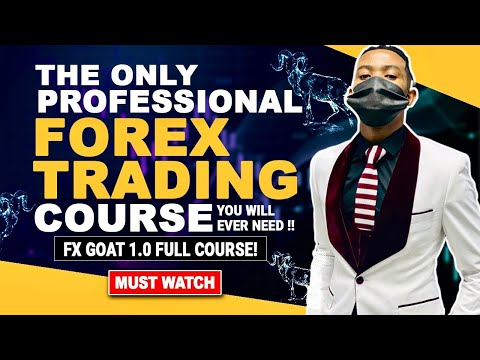 Lesson 1 | The Only Free Forex Trading Course You Will Ever Need !! Full Course 🔥 2021