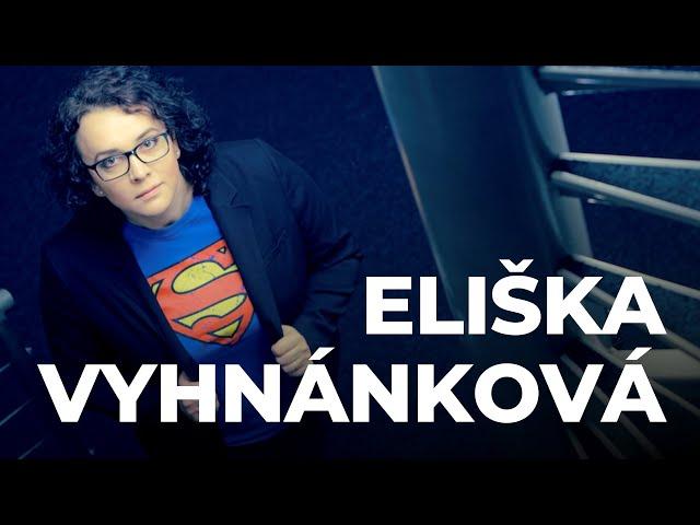 DEEP TALKS 56: Eliška Vyhnánková - Odbornice na sociální sítě a spoluautorka knihy Jak na sítě