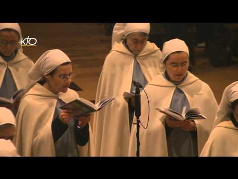 Vêpres et Eucharistie du 05 décembre 2015