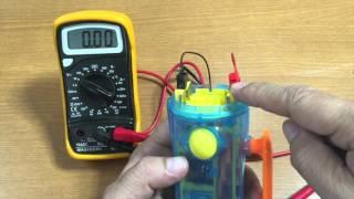 発電とコンデンサー