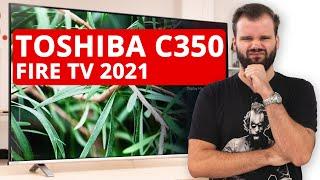 Video: Toshiba C350 Fire TV 2021 - Stay away!