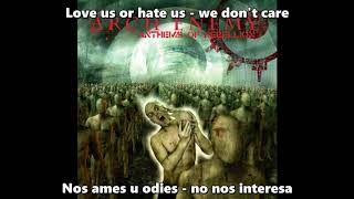 Arch Enemy - Leader of The Rats (Lyrics & Subtitulado al Español)