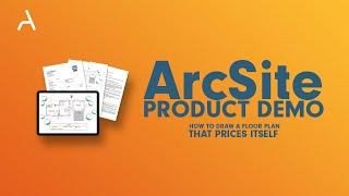 ArcSite video