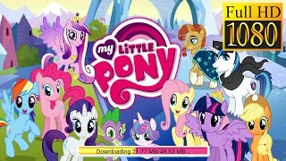 My Little Pony Game Review 1080P Official GameloftCasual 2016
