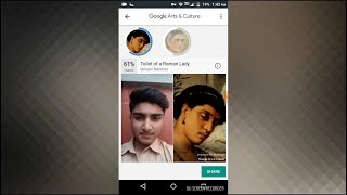 How To Use Google Arts and Culture app selfie Feature (find Your  museum  portrait)