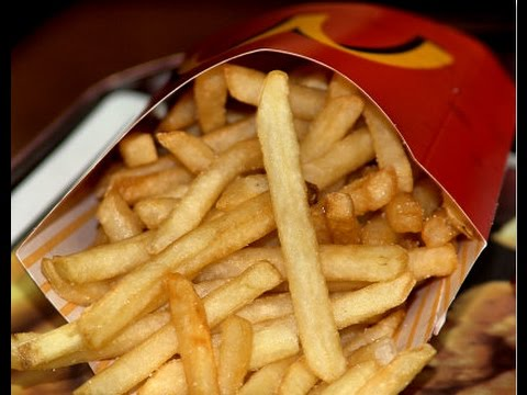 The Making of the McDonalds French Fry