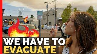 RV Northern California   Delta Fire Evacuation Full Time RV Living