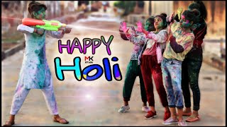 Happy Holi | Balam Pichkari | Heart Touching Story | Ranbir K, | Ishu Kunal Payal | Mk studio - Download this Video in MP3, M4A, WEBM, MP4, 3GP