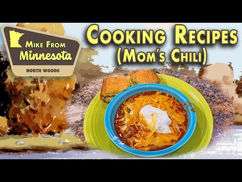 Cooking Recipe: (Mom's Chili)